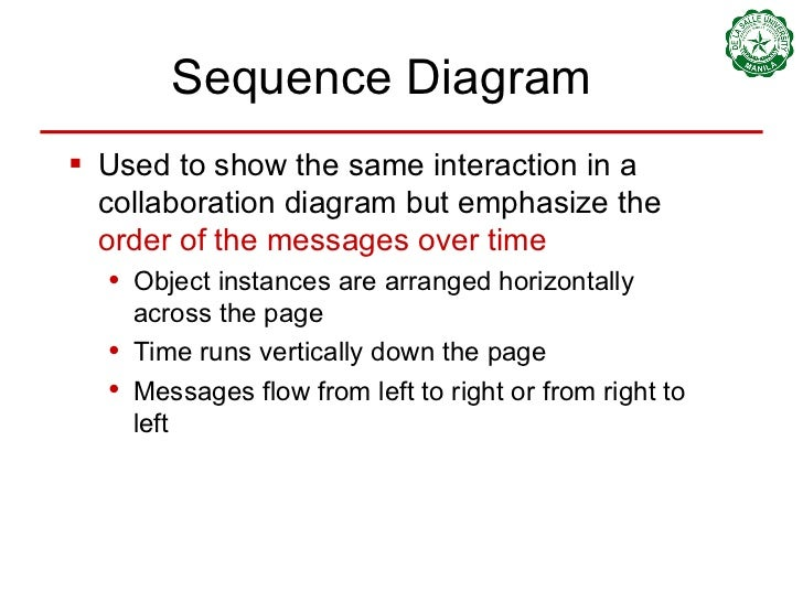 08 Class And Sequence Diagrams