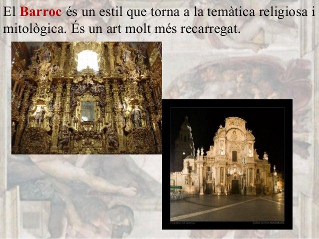 Ara podreu comparar algunes escultures del Renaixement i del Barroc. Sabries dir a quin corrent artístic pertany cada una?