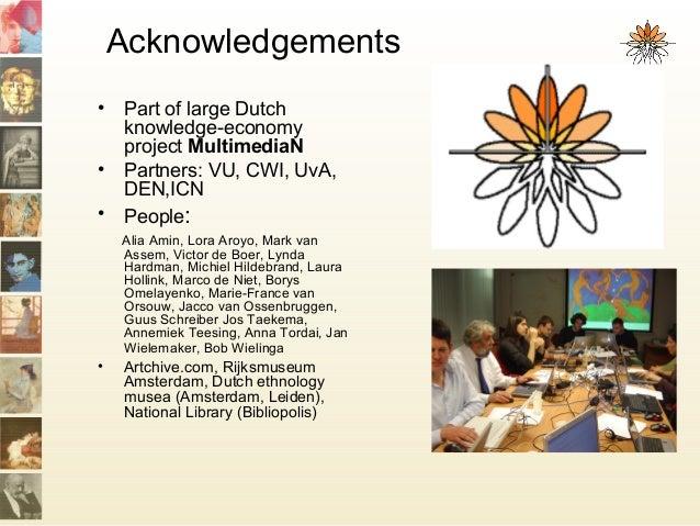 Principles and pragmatics of a Semantic Culture Web Slide 2