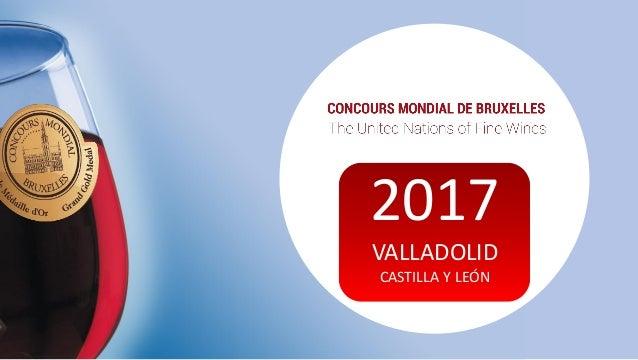2017 VALLADOLID CASTILLA Y LEÓN