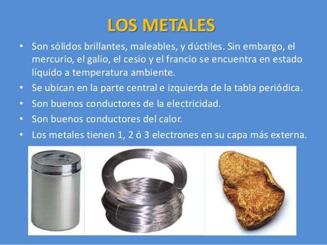 08 la tabla peridica 18 los no metales pueden ser slidos urtaz Images