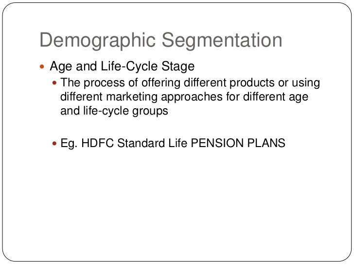 08  market and market segmentation