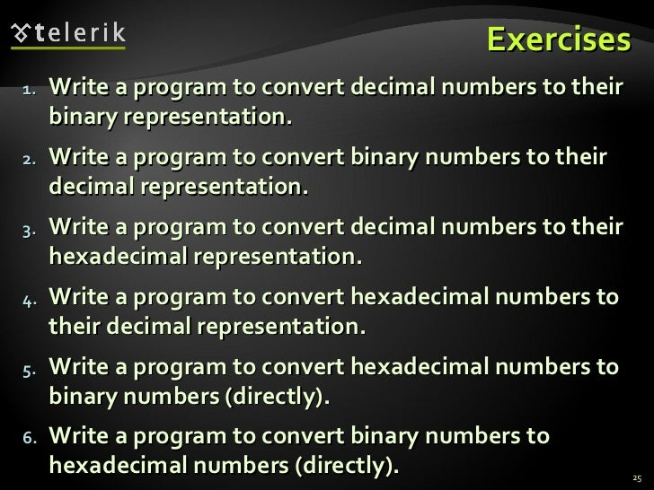C Program to Convert Decimal Numbers to Binary Numbers
