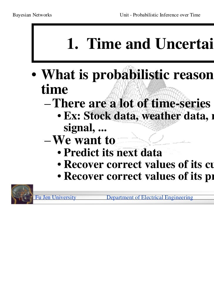 08 probabilistic inference over time