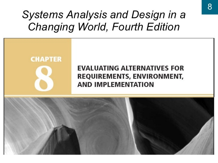 Systems Analysis And Design In A Changing World Pdf Download