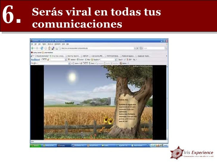 Serás viral en todas tus comunicaciones   6.