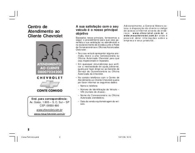 manual do propriet u00e1rio   gm corsa classic 2005