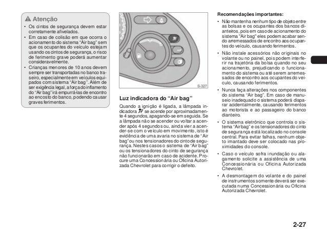 Manual do Proprietário ( GM Corsa classic 2005 )