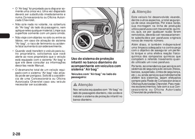 Manual do Proprietário ( GM Corsa classic 2005 )