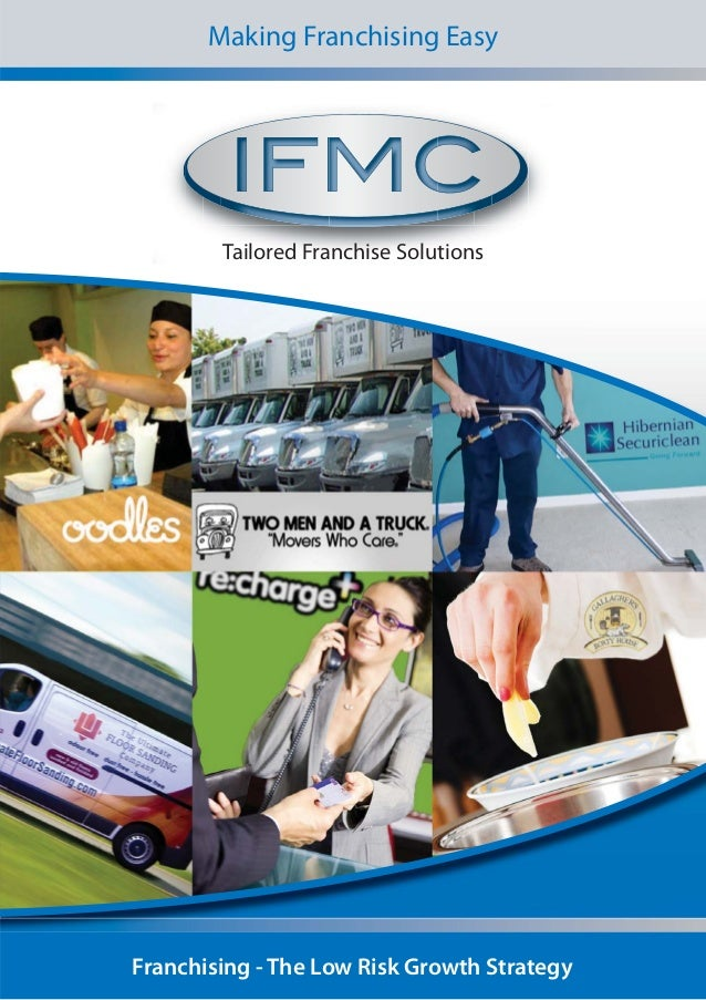 Tailored Franchise Solutions Making Franchising Easy Franchising - The Low Risk Growth Strategy