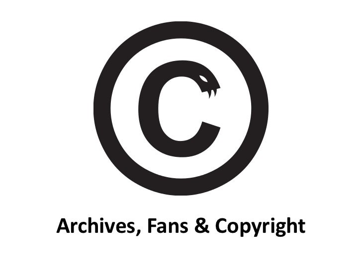 Archives,FansCopyright