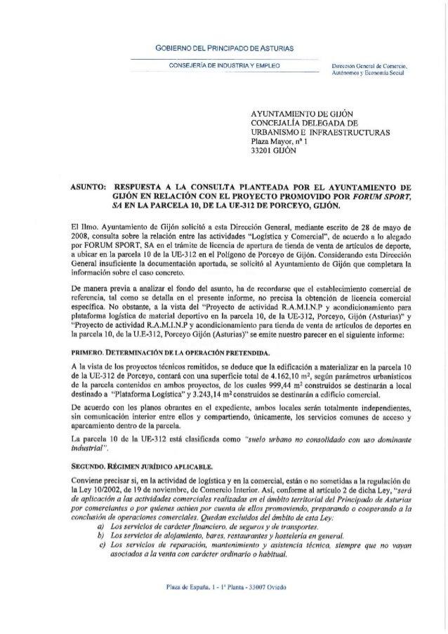 GOBIERNO DEL PRINClPADO DE ASTURIAS  CONSEJERÍA DE INDUSTRIA Y EMPLEO Dirección General de Comercio.  *mi* Autónomos _v Ec...