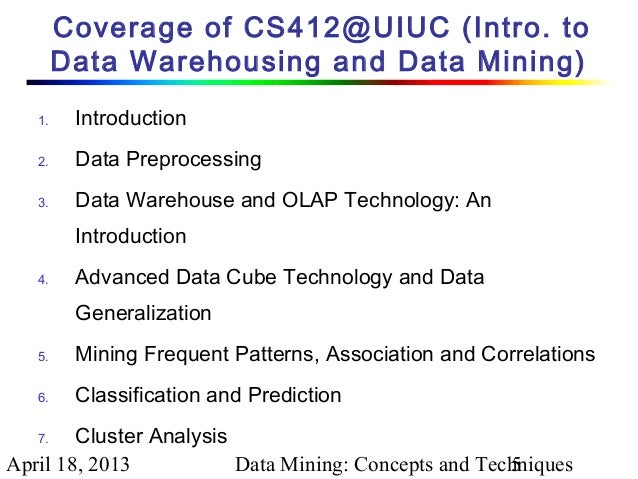 data mining chapter 2 questions Data mining can answer questions that cannot be addressed through simple query and reporting techniques automatic discovery data mining is accomplished by building models a model uses an algorithm to act on a set of data  (unless you are using oracle automatic data preparation, as described in chapter 19.