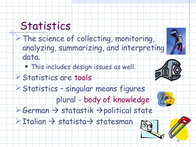 Basic Concepts for Biostatistics