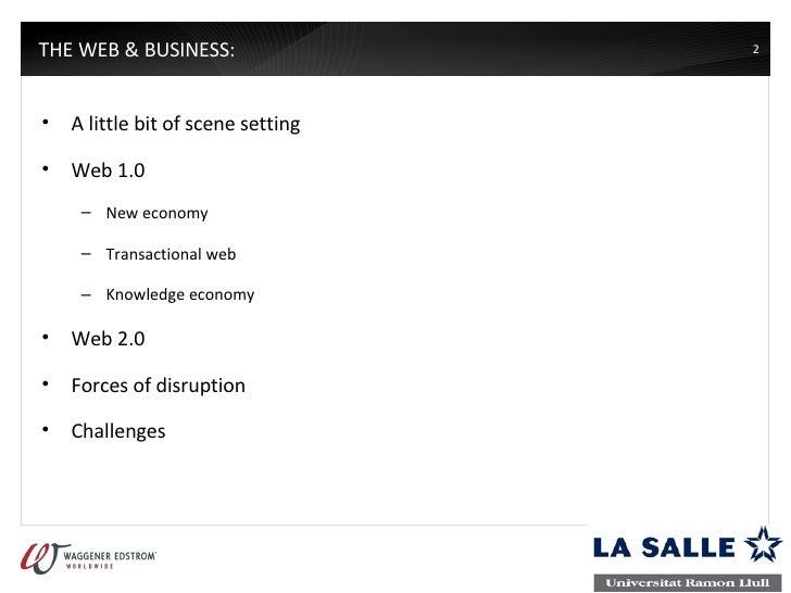 081017 - web centric business model Slide 2