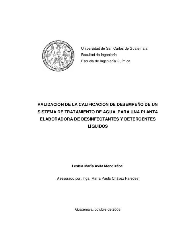 Universidad de San Carlos de Guatemala                    Facultad de Ingeniería                    Escuela de Ingeniería ...
