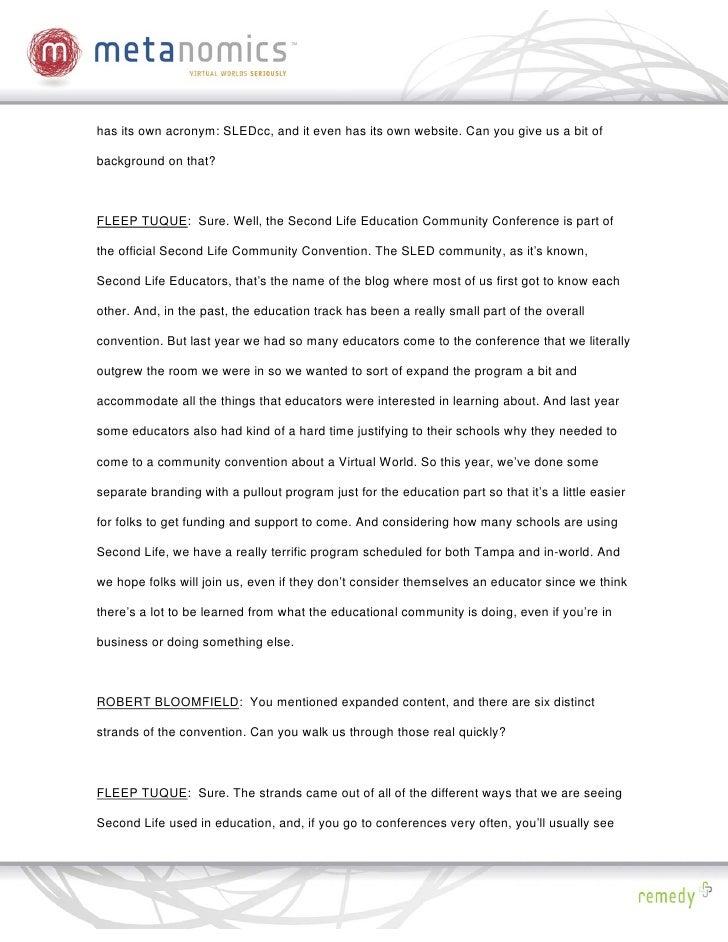 081108 language lab metanomics transcript