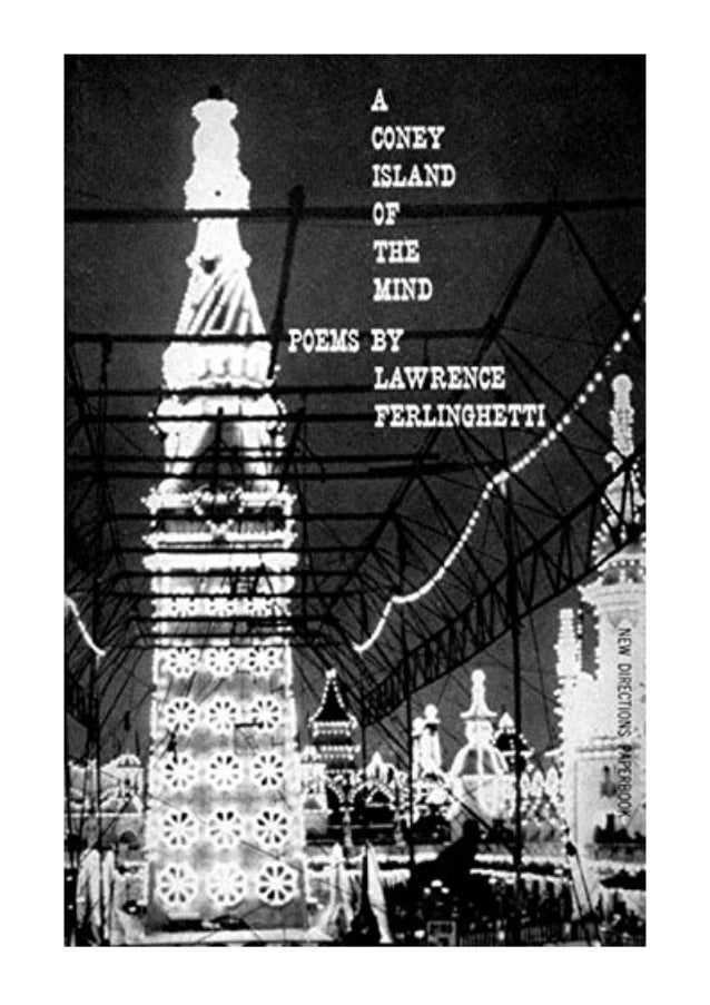 A Coney Island Of The Mind Pdf Lawrence Ferlinghetti Poems