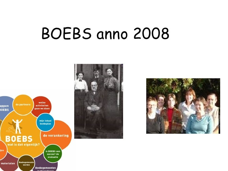 BOEBS anno 2008