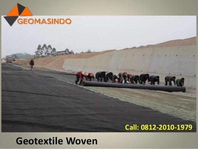 081220101979 (telkomsel)   jual geotextile di bangka, bangka belitung Slide 3