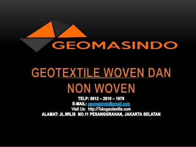 081220101979 telkomsel distributor geotextile murah woven dan non woven di nias selatan, sumatera utara