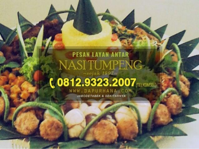 Nasi Tumpeng Bekasi, Jual Tumpeng Jakarta, Menu Tumpeng Kemerdekaan, Nasi Tumpeng Mini, Pesan Tumpeng Cibubur, Tumpeng Jel...