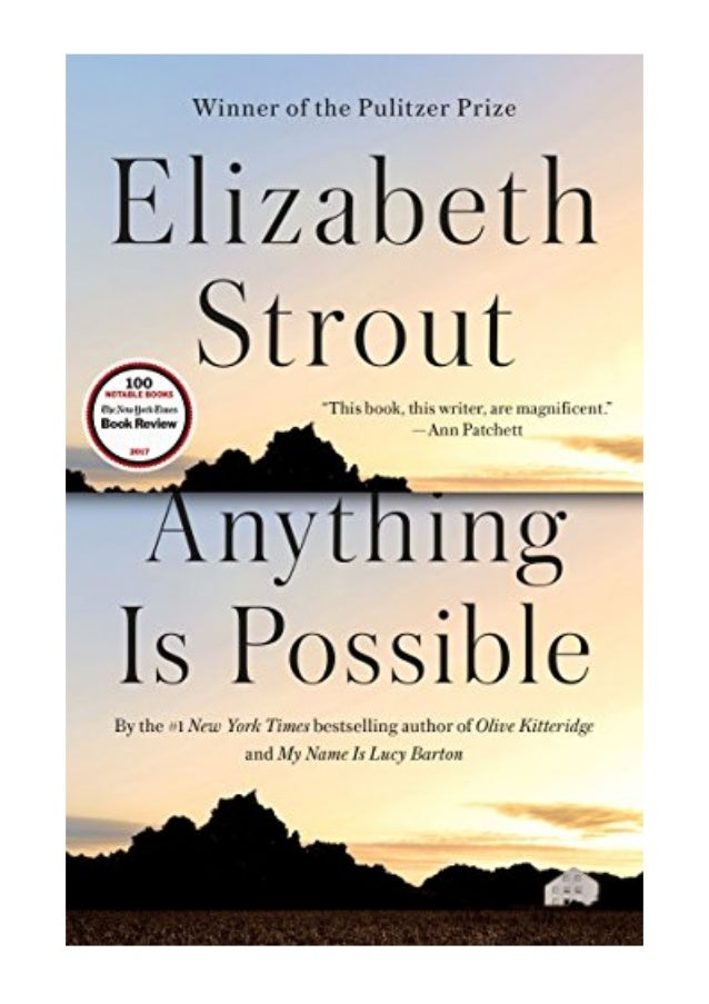 anything is possible elizabeth strout pdf free download