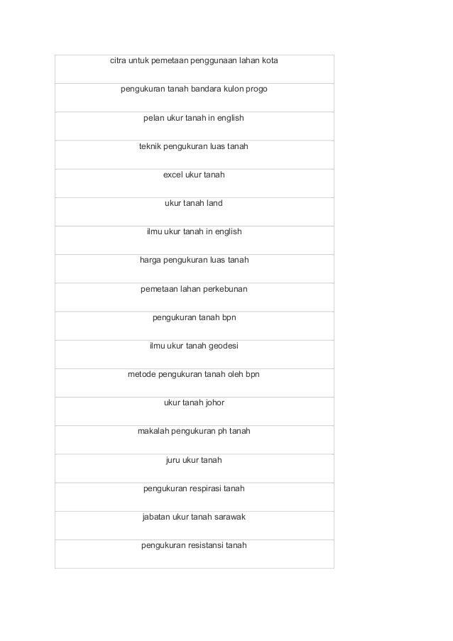 Survey Pemetaan Land Survey Ukur Tanah Yogyakarta Yogyakarta Jawa
