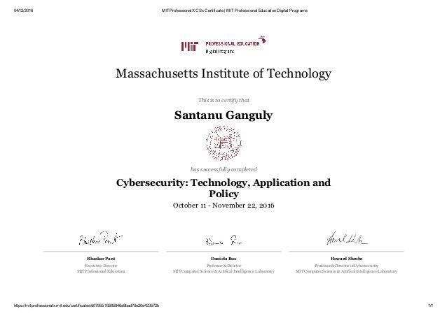 MITProfessionalX CSx Certificate _ MIT Professional Education Digital…