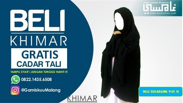 0822 1435 6508 Jual Jilbab Khimar Surabaya Jual Kerudung Khimar Ce