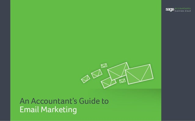 An Accountant's Guide to Email Marketing accountants business cloud