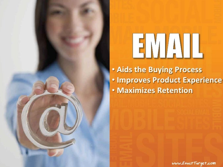 """Email is #1 for Delivering Personalized Information93% of onlineconsumers are emailsubscribers""""Not only does email usage r..."""