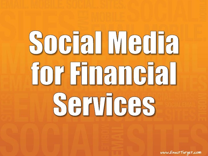 Role of Social Media at SunTrust   Your brand isnt what you say it is - its what people tell their friends it is.         ...