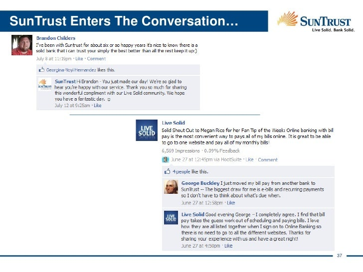 How Our Clients Use Facebook                               42