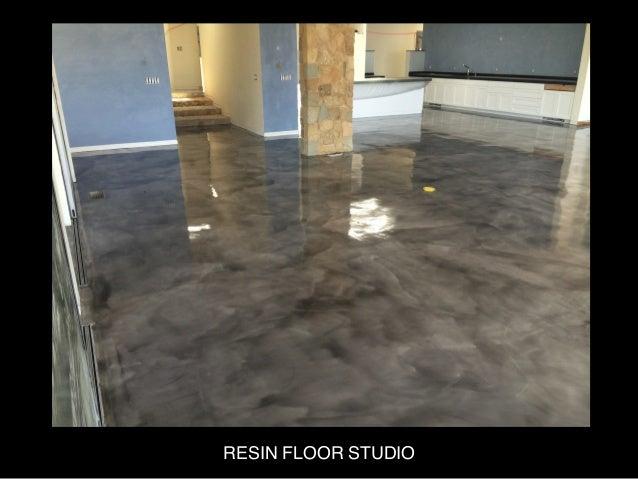 RESIN FLOOR STUDIO  Slide 3