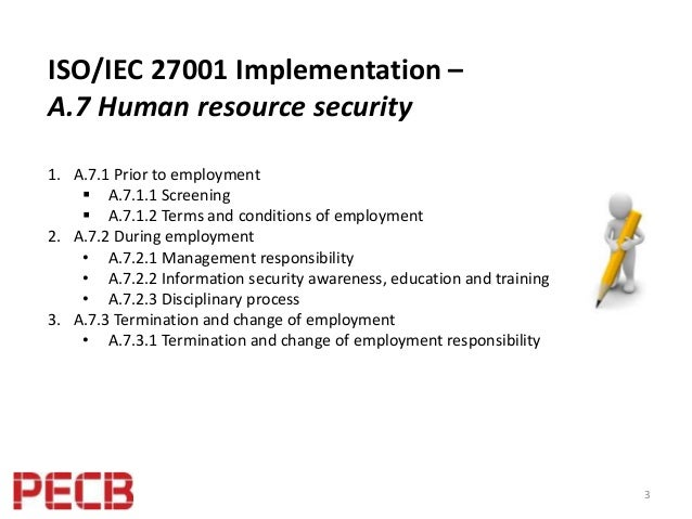 Image result for A.7.human resource security