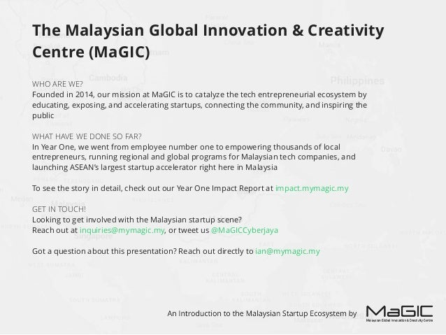 An Introduction to the Malaysian Startup Scene in 2015