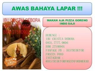 083177770606, frozen food pizza goreng, pizza goreng solo