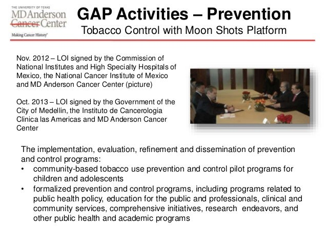 Global Academic Program of MD Anderson Cancer Center
