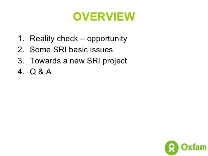 0843 SRI Update on Vietnam Initiative Slide 2