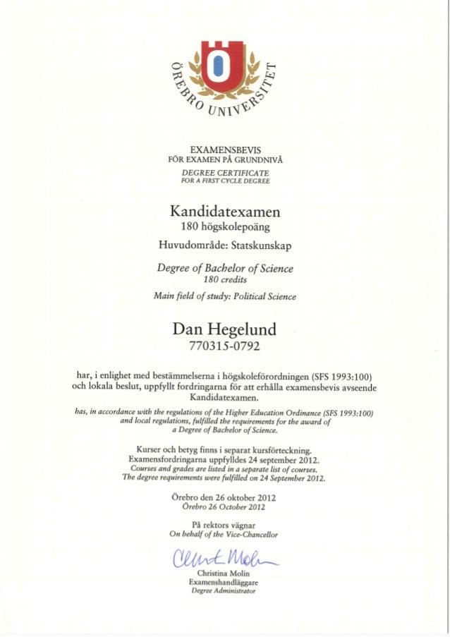 Bachelor Dan Hegelund