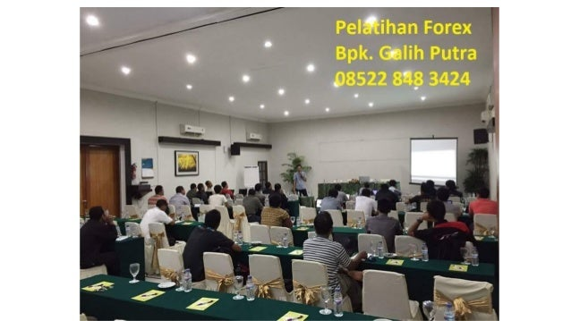 Pelatihan forex jakarta kehl am rhein pension and investments