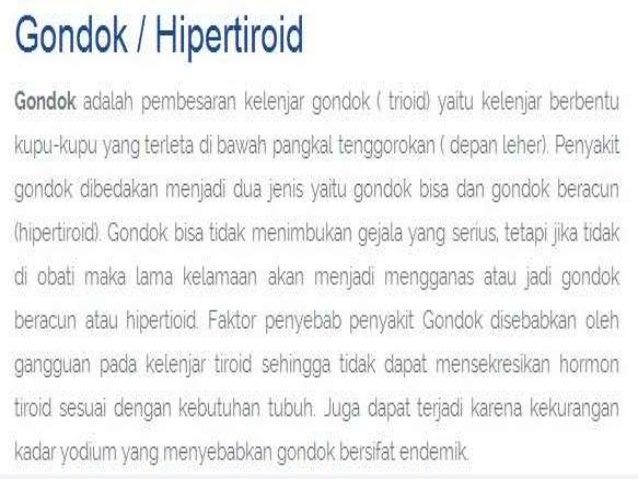085257838909 BAGAIMANA CARA MENGOBATI  GONDOK/HIPERTYROID DENGAN SMART DETOX SYNERGY