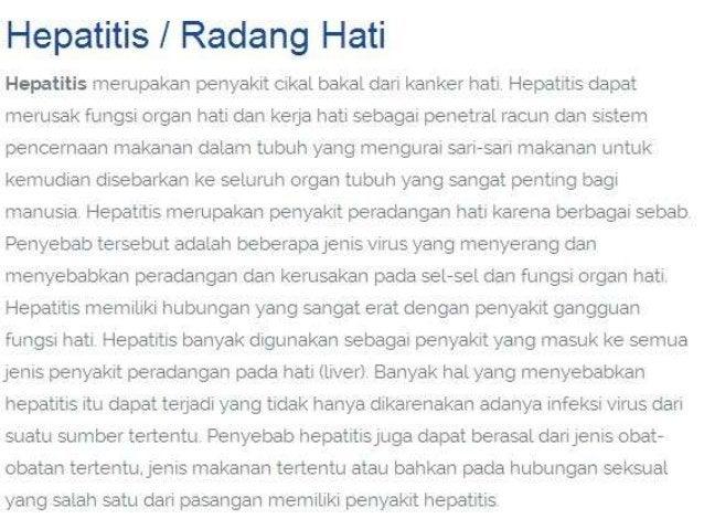 085257838909 BAGAIMANA CARA MENGOBATI  HEPATITIS RADANG HATI  DENGAN SMART DETOX SYNERGY