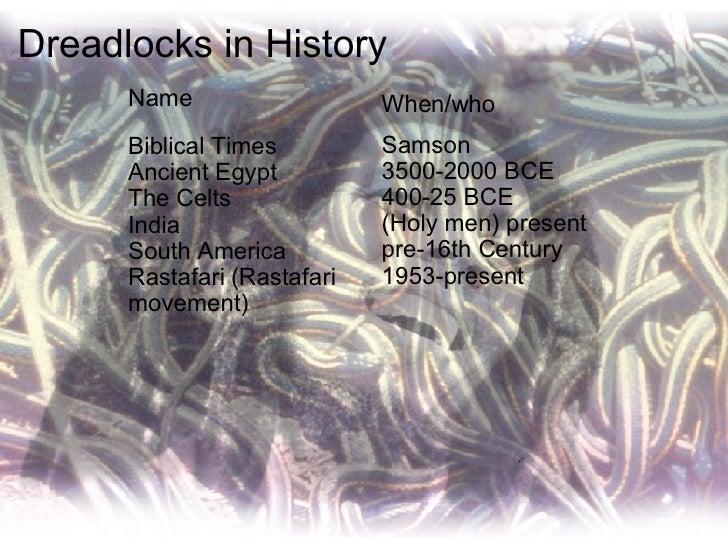 0864010 Dreadlocks