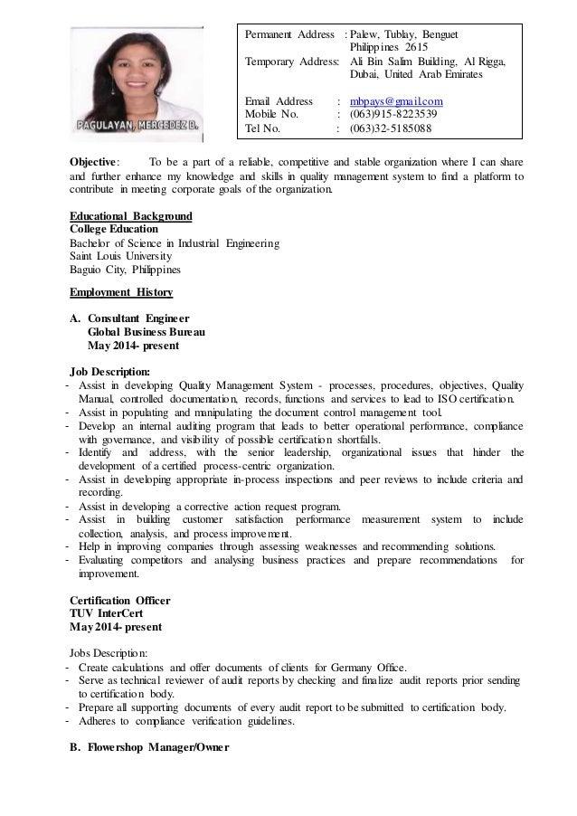 how to improve my resume
