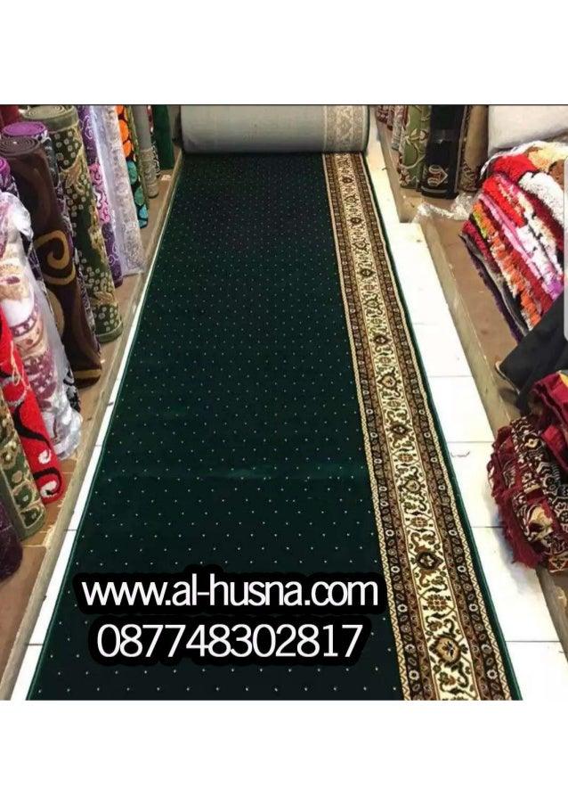 087748302817 Grosir Tempat Jual Karpet Masjid Murah Di Harapan Jaya B
