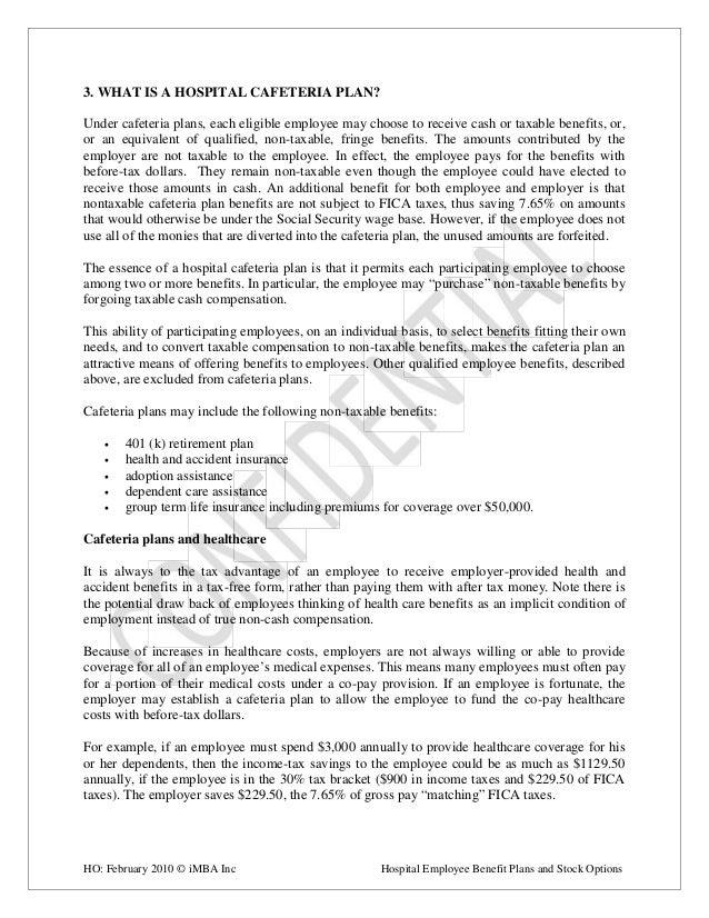 HR and Employee Benefits MARCINKO
