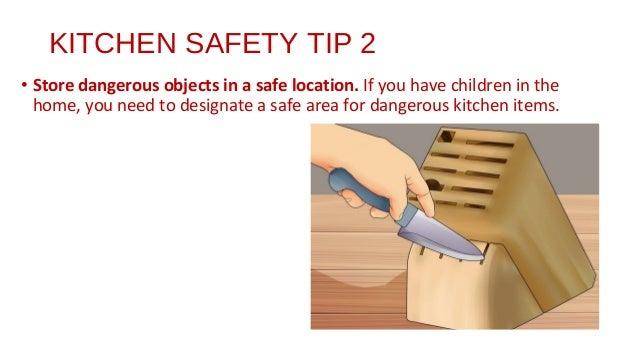 KITCHEN SAFETY PRESENTATION