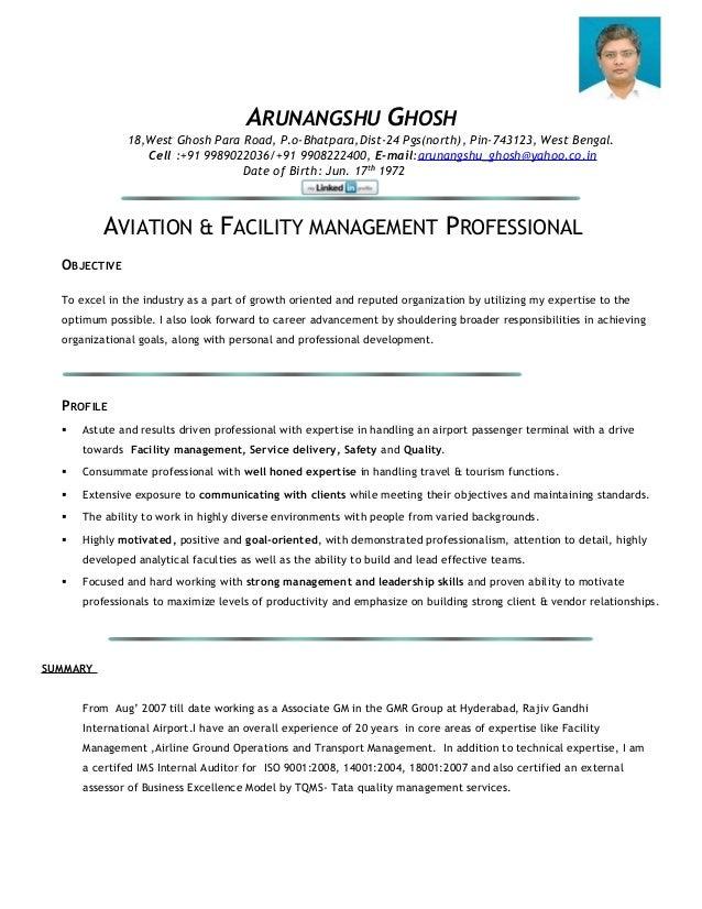 Resume-arunangshu 2